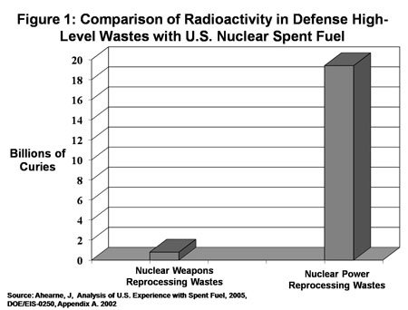 Nuclear Recycling Fails the Test