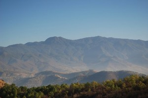 Sierra Madre de Oaxaca. Creative Commons Flickr photo by user mammal.