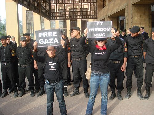 Lessons of the Gaza Freedom March