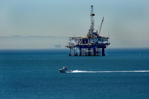 Why is Obama Drilling?