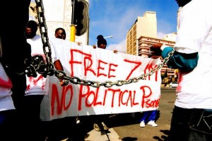 PASSOP demonstration in Cape Town. CC license: Sokwanele