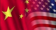China and America Jostle in Middle East