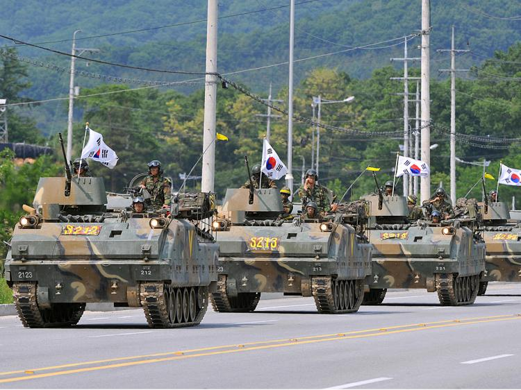 Allied to Race? The U.S.-Korea Alliance and Arms Race