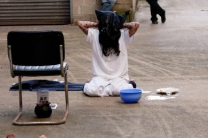 Tortured Artist - Aung Moe Win