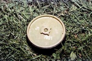 Landmine.