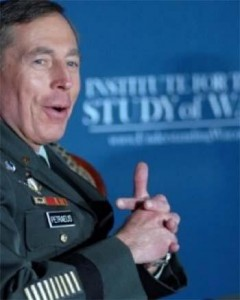 Gen. Petraeus at an ISW event, 2010 (c) Institute for the Study of War
