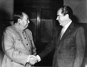 When Nixon met Mao