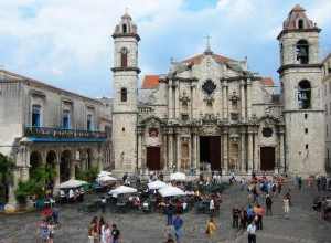 San Cristobal of Havana Cathedral.