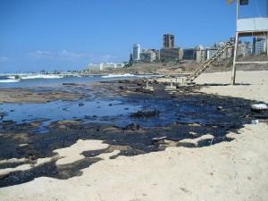 Lebanon oil spill