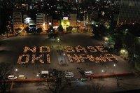 Futenma protest