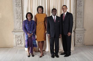 The Obiangs and the Obamas