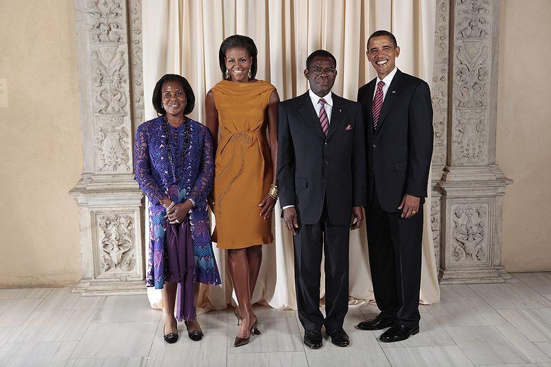 Obiang: The Sham Humanitarian