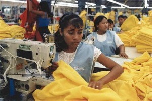 Sweatshop; photo courtesy of the Sweatshop Project
