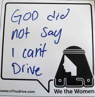 Saudi Women Get Behind the Wheel
