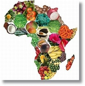 African food basket; image courtesy of The African Executive