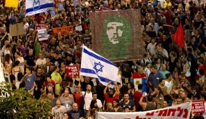 Over 250,000 people protest in Tel Aviv in August