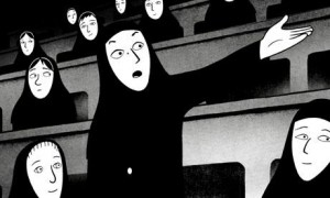 The movie Persepolis generated protests in Tunisia