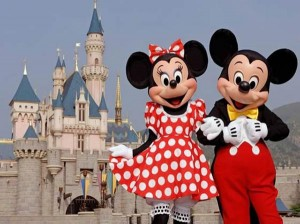 Mickey and Minnie have made it to Pyongyang