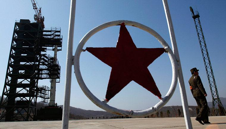 North Korea's Nuclear Theater