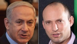 benjamin-netanyahu-naftali-bennett-israel-election