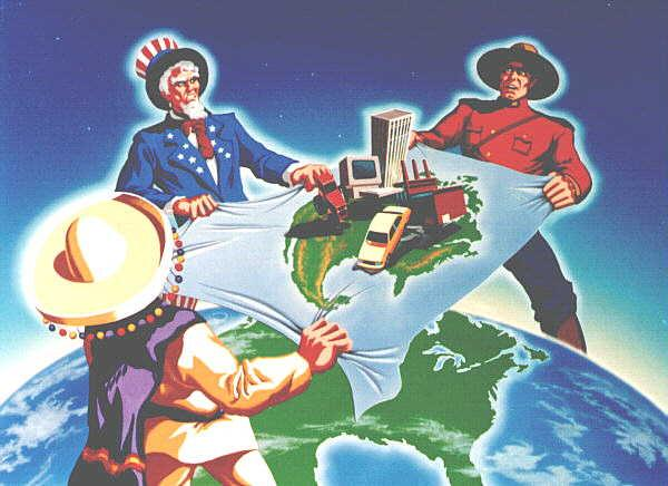 NAFTA at 20: The New Spin