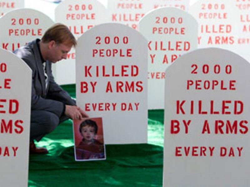 the arms trade treaty Though then–secretary of state john kerry signed the arms trade treaty (att) on behalf of the united states on september 25, 2013, the obama administration waited until december 9, 2016, to .