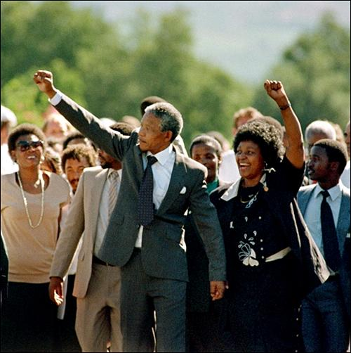 When America Met Mandela