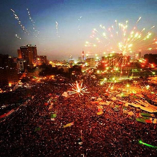 Egypt Speaks, Again