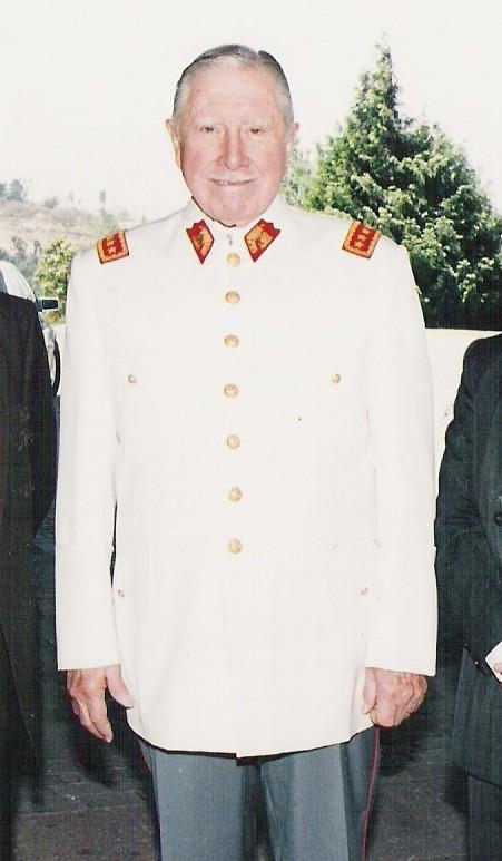 Gen. Augusto Pinochet