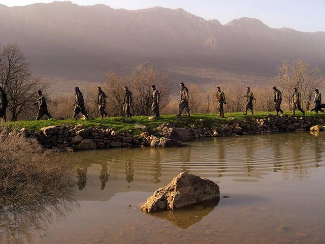 In Kurdish Syria, a Different War