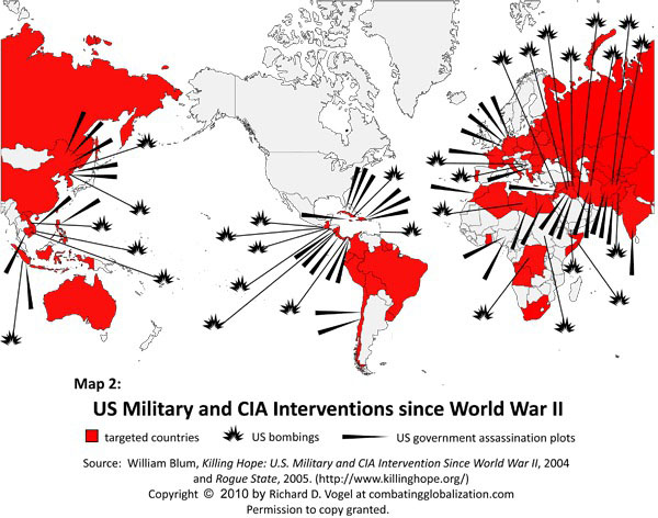 Humanitarian Intervention: Destroying Nations to Save Them
