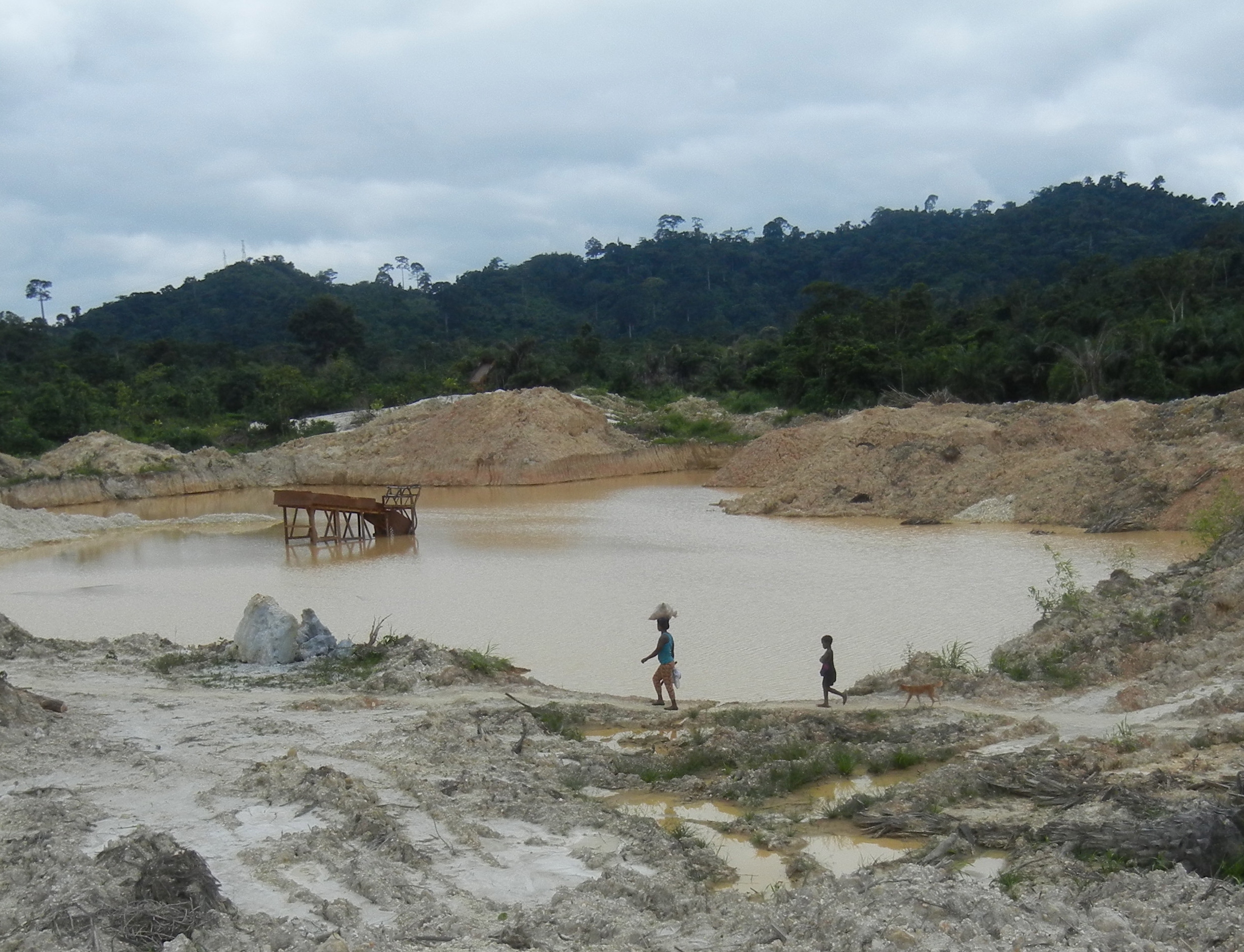 Ghana's Chinese Gold Rush