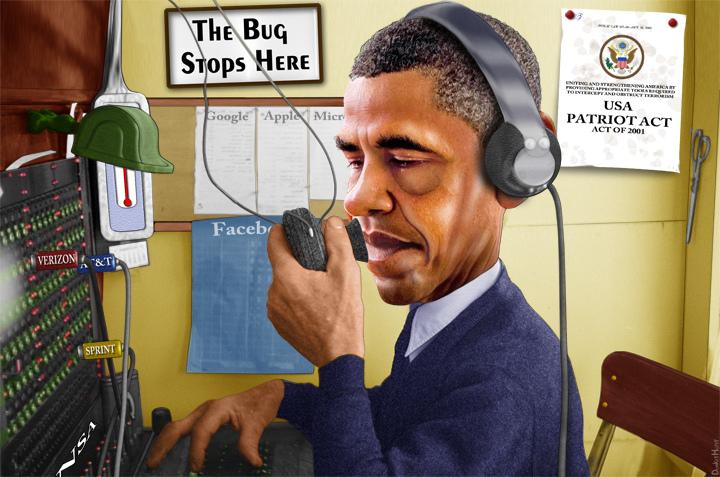 The NSA Isn't Foiling Terrorist Plots