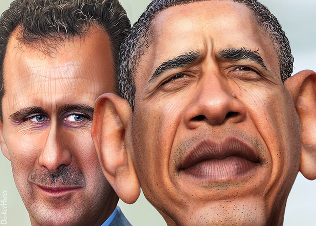 obama-assad-syria-chemical-weapons-iran-diplomacy-engagement-rouhani-negotiations