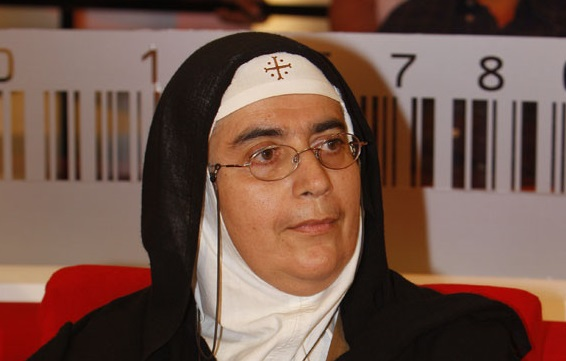 Mother Agnes Mariam