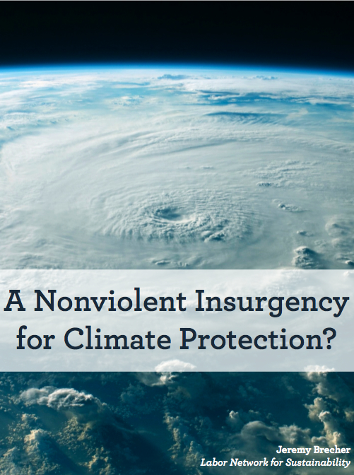 A Nonviolent Insurgency for Climate Protection