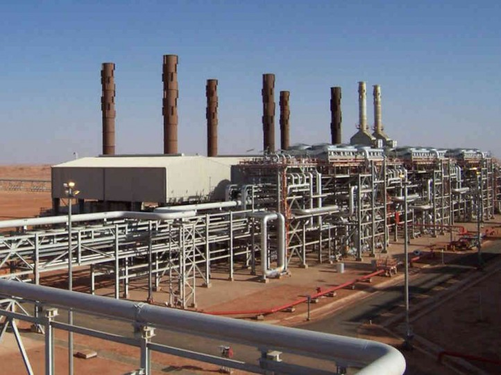 Algeria's In Amenas natural gas facility