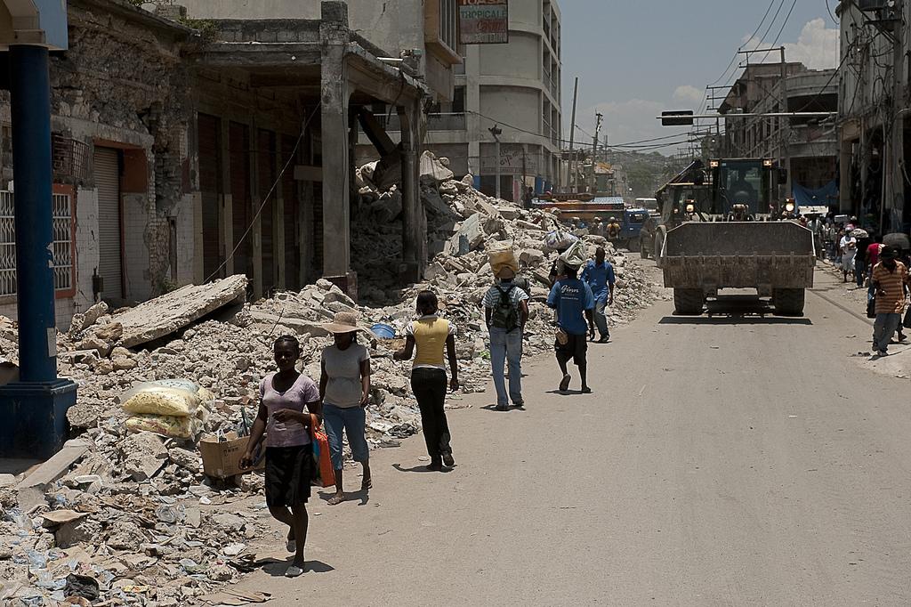 Haiti: Billions in Aid, Pennies in Progress Since Earthquake