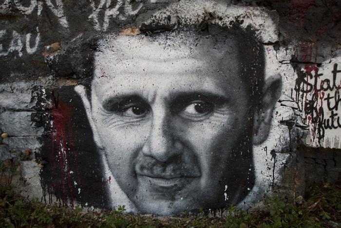 The Schrodinger Solution for Syria