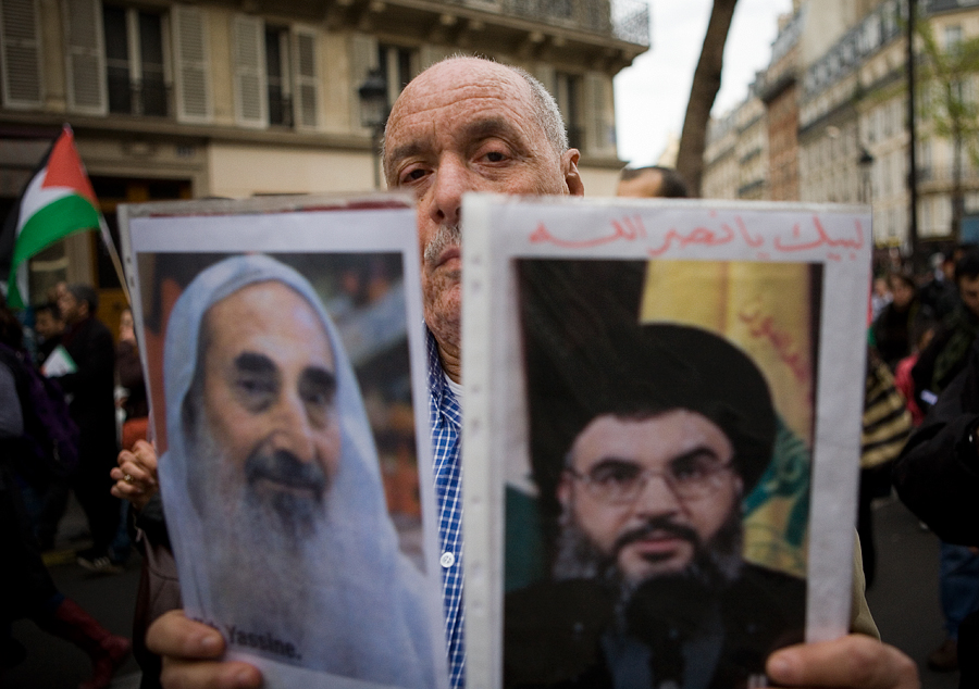 Hamas and Hezbollah Agree to Disagree on Syria