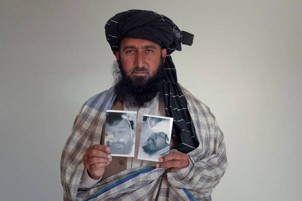Pakistan Kidnaps Drone War Critic