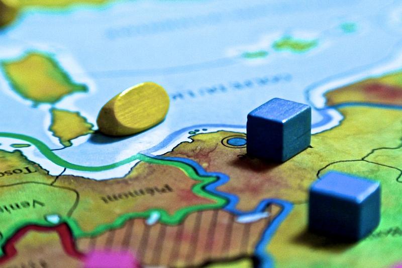 War, Peace, and Prosperity