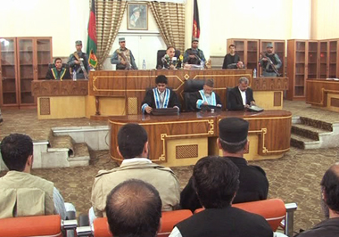 Afghanistan Court