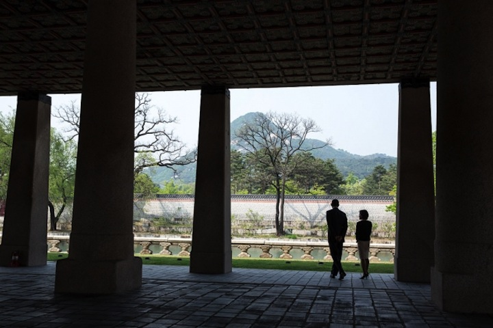 Darkness at High Noon in Korea