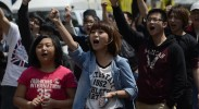 taiwan-sunflower-movement-student-protest-cssta-trade-agreement-legislative-yuan