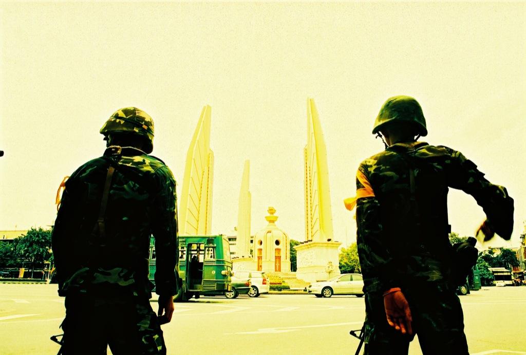 Class War: Thailand's Military Coup
