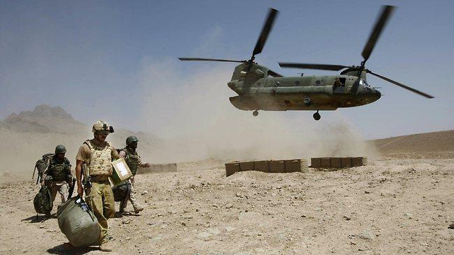 AfghanistanBergdahl