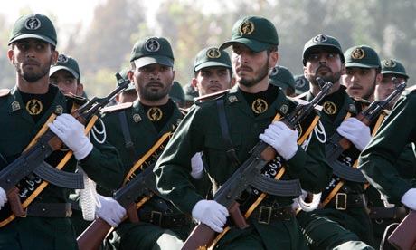 The Iranian Revolutionary Guard Corps