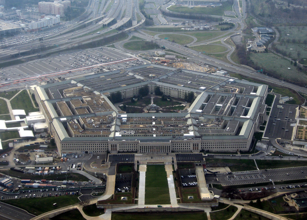 A Short History of the Pentagon Wasting Your Money