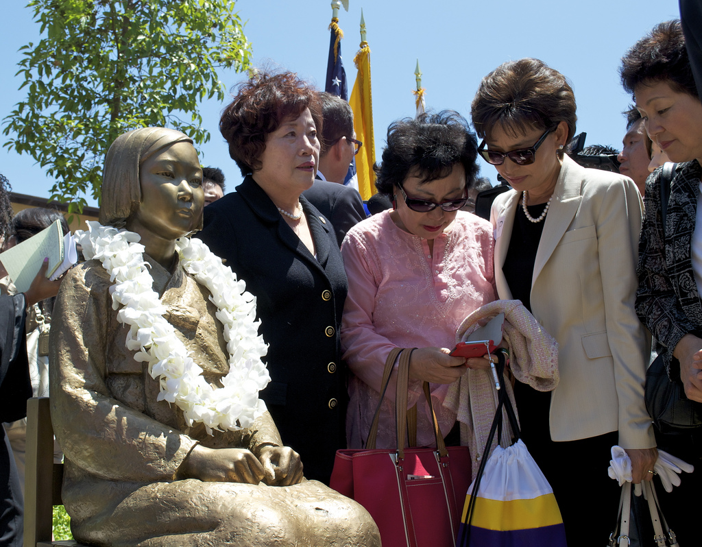 """Seeking Justice—Or at Least the Truth—for """"Comfort Women"""""""